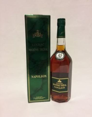 Cognac Napoléon Old Vintage (40°) - Maison Maxime Trijol