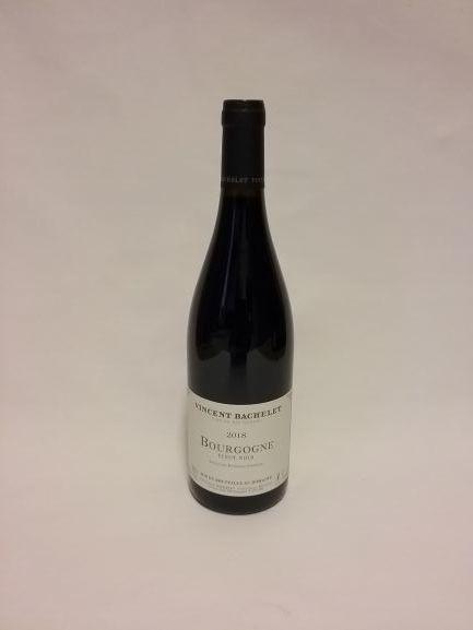 Bourgogne Pinot Noir Bachelet 2018