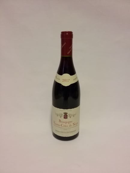 Bourgogne Hautes Côtes de Nuits Rouge Chevillon 2017